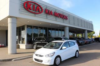 Used 2013 Hyundai Accent GLS for sale in Edmonton, AB