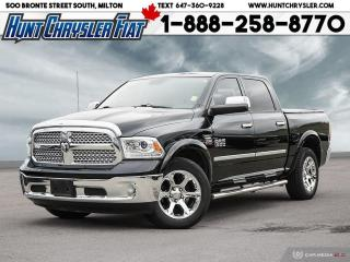 Used 2014 RAM 1500 LARAMIE | HEMI | NAV | TOW | LEATHER | LOADED!!! for sale in Milton, ON