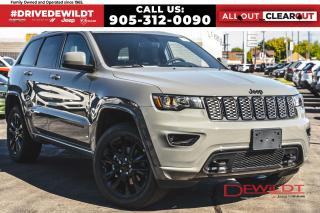 New 2020 Jeep Grand Cherokee ALTITUDE | SUNROOF | ALPINE | ALL WEATHER GRP | for sale in Hamilton, ON