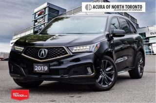 Used 2019 Acura MDX A-Spec Remote Start| Apple Carplay| 7Yrs Warranty for sale in Thornhill, ON