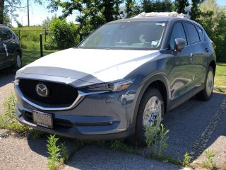 Used 2020 Mazda CX-5 GT w/Turbo Demo Clearance   Heated Seats   Heated for sale in Mississauga, ON