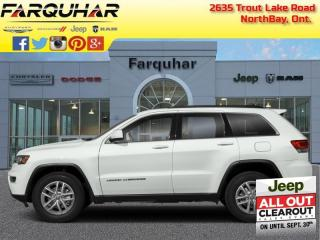 New 2020 Jeep Grand Cherokee Laredo for sale in North Bay, ON