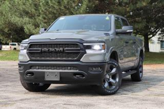 New 2020 RAM 1500 BIG HORN | BUILT TO SERVE | OFF ROAD PKG for sale in Waterloo, ON