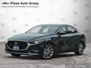 Used 2019 Mazda MAZDA3 GT | LOADED | CLEAN | LIFETIME ENGINE WARRANTY for sale in Walkerton, ON
