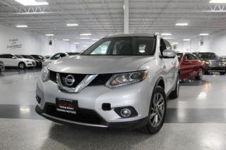 Used 2015 Nissan Rogue SL AWD I NO ACCIDENTS I NAVIGATION I PANOROOF I REAR CAM for sale in Mississauga, ON