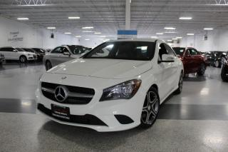 Used 2016 Mercedes-Benz CLA-Class CLA250 4MATIC I NAVIGATION I REAR CAM I LEATHER I BT for sale in Mississauga, ON