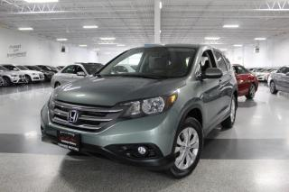 Used 2013 Honda CR-V EX NO ACCIDENTS I SUNROOF I REAR CAM I HEATED SEATS I BT for sale in Mississauga, ON