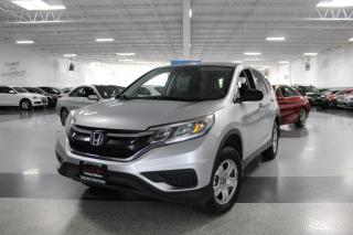 Used 2015 Honda CR-V LX AWD I REAR CAM I HEATED SEATS I KEYLESS ENTRY I BT for sale in Mississauga, ON