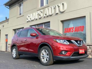 Used 2014 Nissan Rogue AWD 4dr for sale in Hamilton, ON