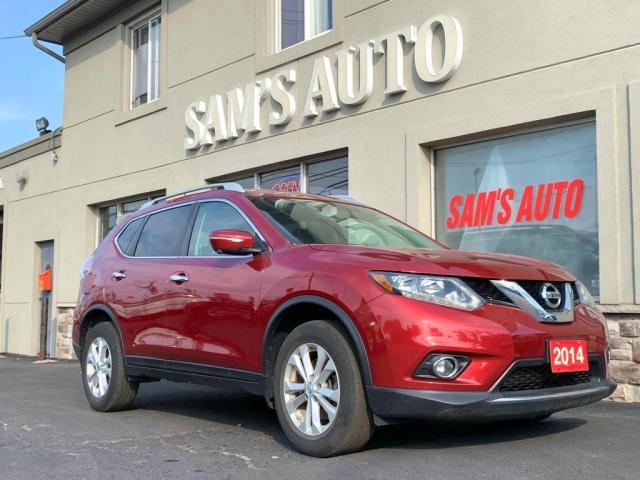 2014 Nissan Rogue AWD 4dr