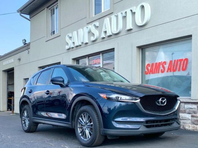 2017 Mazda CX-5 4 DOOR