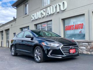 Used 2017 Hyundai Elantra 4DR SDN for sale in Hamilton, ON
