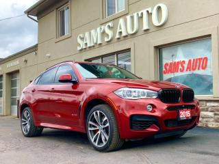 Used 2015 BMW X6 AWD 4DR XDRIVE50I for sale in Hamilton, ON