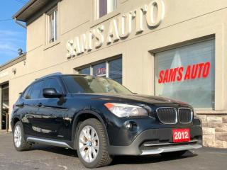Used 2012 BMW X1 AWD 4dr 28i for sale in Hamilton, ON