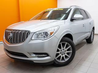 Used 2014 Buick Enclave CUIR *7 PLACES* TOIT PANO *ALERTES SECURITE *PROMO for sale in St-Jérôme, QC