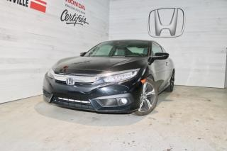 Used 2017 Honda Civic Touring 2 Portes for sale in Blainville, QC