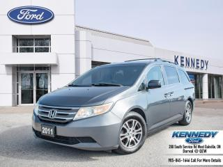 Used 2011 Honda Odyssey EX for sale in Oakville, ON