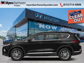 New 2020 Hyundai Santa Fe 2.4L Essential FWD w/Safety Package  - $192 B/W for sale in Nepean, ON