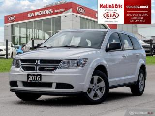 Used 2016 Dodge Journey CVP/SE Plus NEW TIRES, 1 OWNER,NO ACCIDENTS for sale in Mississauga, ON