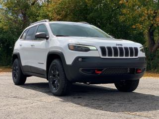 New 2021 Jeep Cherokee Trailhawk for sale in Ottawa, ON