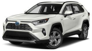 New 2020 Toyota RAV4 Hybrid Limited for sale in Ancaster, ON