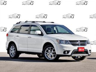 Used 2014 Dodge Journey ALL WHEEL DRIVE RT!! Certified for sale in Hamilton, ON