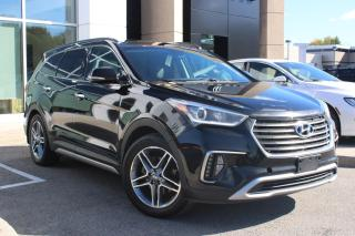 Used 2017 Hyundai Santa Fe XL Limited XL! 7 PASSENGER! AWD! NAVIGATION! SUNROOF for sale in Hamilton, ON