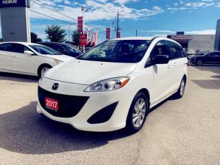 Used 2017 Mazda MAZDA5 Auto GS/6 Seater/1 owner/Low Km/No accident/ for sale in North York, ON