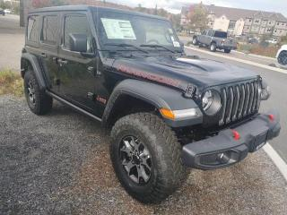 New 2021 Jeep Wrangler Unlimited Rubicon for sale in Huntsville, ON