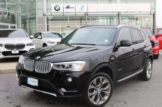 Used 2016 BMW X3 xDrive28d for sale in Langley, BC