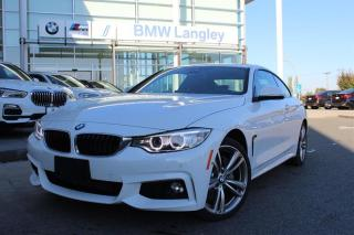 Used 2017 BMW 4 Series 430 xDrive Coupe for sale in Langley, BC