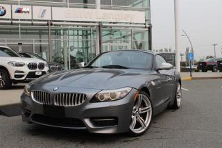 Used 2011 BMW Z4 sDrive35is Roadster for sale in Langley, BC