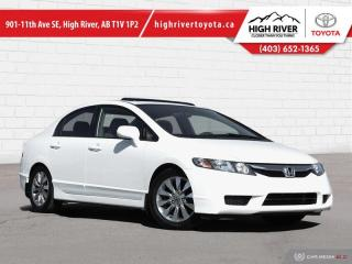 Used 2010 Honda Civic Sedan EX-L for sale in High River, AB