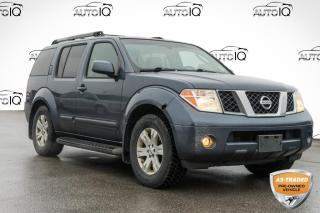 Used 2006 Nissan Pathfinder YOU CERTIFY YOU SAVE for sale in Innisfil, ON