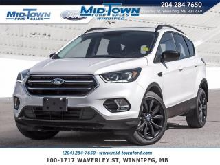 Used 2017 Ford Escape AWD LUXURY for sale in Winnipeg, MB