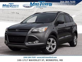 Used 2013 Ford Escape AWD for sale in Winnipeg, MB