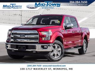 Used 2017 Ford F-150 ECOBOOST for sale in Winnipeg, MB