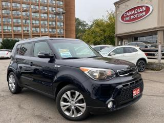 Used 2015 Kia Soul EX for sale in Scarborough, ON