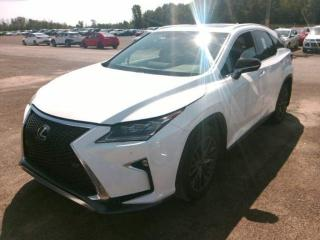 Used 2016 Lexus RX 350 NAVI   CAM   ROOF   AWD   HEATED AND COOLED SEATS for sale in Scarborough, ON