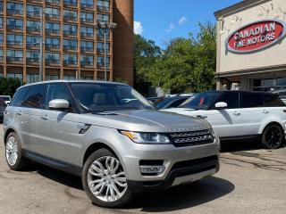 Used 2016 Land Rover Range Rover Sport Td6 HSE for sale in Scarborough, ON