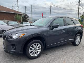 Used 2014 Mazda CX-5 GS, AWD, AUTOMATIC, BACKUP CAMERA, 159KM for sale in Ottawa, ON