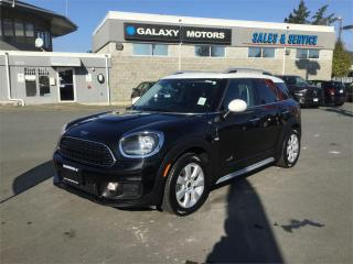 Used 2019 MINI Cooper Countryman Moonroof Heated Seats Back-Up Cam for sale in Victoria, BC
