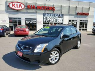 Used 2011 Nissan Sentra ONE Owner, NO Accidents, Keyless Entry. for sale in Niagara Falls, ON