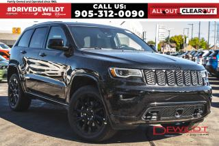 New 2020 Jeep Grand Cherokee ALTITUDE | PROTECH | PREMIUM LIGHTING | SUNROOF | for sale in Hamilton, ON