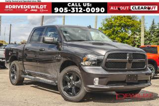 New 2020 RAM 1500 Classic EXPRESS   SUB ZERO   SPORT HOOD   BLACK ACCENTS   for sale in Hamilton, ON