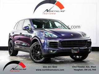 Used 2017 Porsche Cayenne S E-Hybrid|Platinum Edition|Navigation|Camera|Heated Leather for sale in Vaughan, ON
