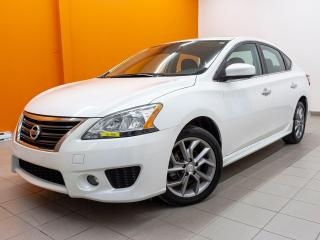 Used 2015 Nissan Sentra SR PREMIUM *TOIT* NAV* CAMERA *SIEGES CHAUF* PROMO for sale in St-Jérôme, QC