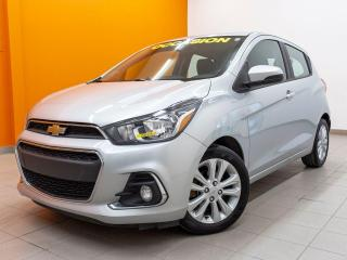 Used 2017 Chevrolet Spark LT *CAMERA* BLUETOOTH *WI-FI* ANDROID AUTO *PROMO for sale in St-Jérôme, QC