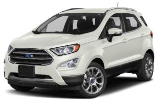 New 2020 Ford EcoSport SE 200A for sale in Surrey, BC