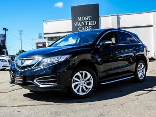 Used 2017 Acura RDX TECH PKG|BLIND|LANE DEP|ACC|NAV|PADDLE for sale in Kitchener, ON